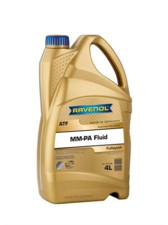 Масло трансмиссионное Ravenol ATF MM-PA Fluid, 4 л.