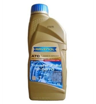 Масло трансмиссионное Ravenol Transfer Fluid TF-0870, 1 л.