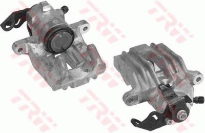 Суппорт тормозной Audi A4/A6/VW Passat/Skoda Superb 1.6-3.7 95-05 задний левый