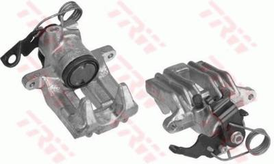 Суппорт тормозной Audi A4/A6/VW Passat/Skoda Superb 1.6-3.7 95-05 задний правый