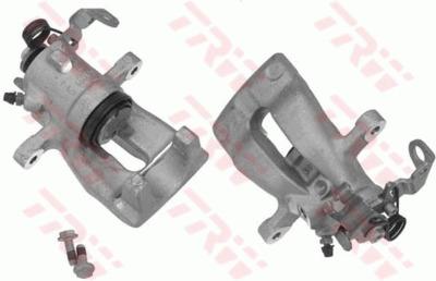 Суппорт тормозной Opel Astra G/H/Combo 01-/Meriva 03-10/Zafira 99-05 задний правый.