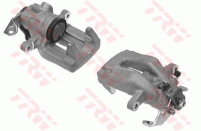 Суппорт тормозной Citroen C2/C3 02-/Peugeot 1007 1.6 05- задний левый