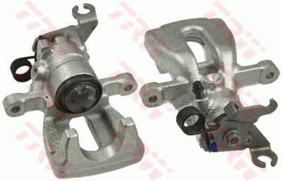 Суппорт тормозной Mitsubishi Colt/Smart Forfour 04-06 задний правый