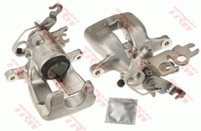 Суппорт тормозной VW Caddy III задний левый