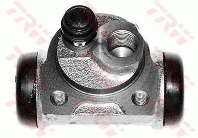 Цилиндр тормозной рабочий Citroen AX/Saxo 96-/Peugeot 106 88-