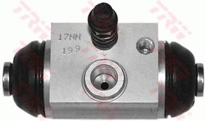 Цилиндр тормозной рабочий Mercedes A-Class (W168)/A140/A160/A160 97-04