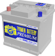 Аккумулятор Тюмень Premium 50 L+
