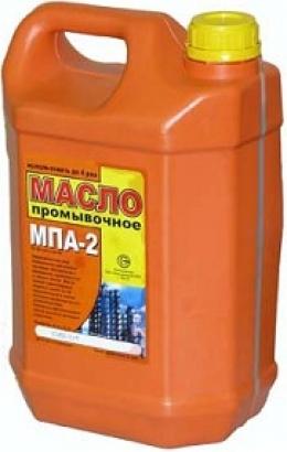 Масло промывочное МПА-2, 4 л.
