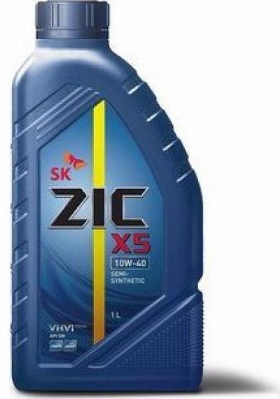 Масло моторное ZIC X5 Diesel 5W-30, 1 л.